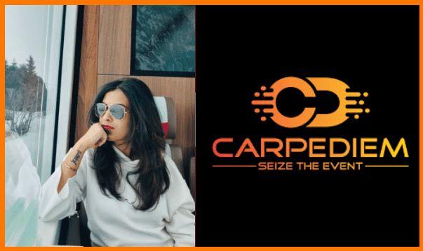 Shradha Vyas, Founder at Carpediem Events