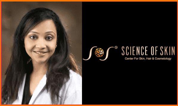 Dr. Sruthi Gondi, Founder and Dermatologist at Science Of Skin