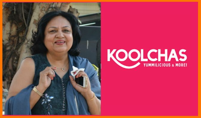 Sunila Bahl, Co-Founder of Koolchas