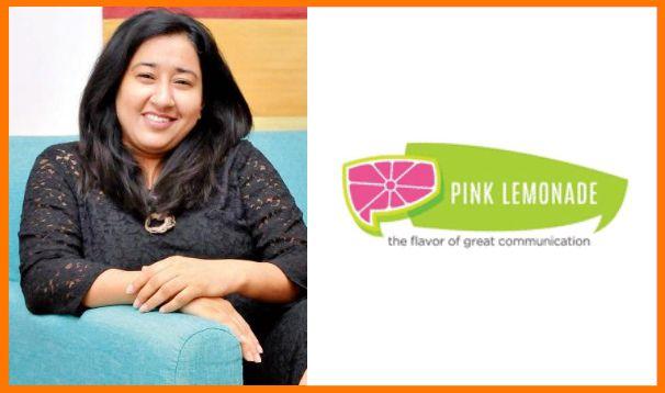 Tina Garg, CEO at Pink Lemonade