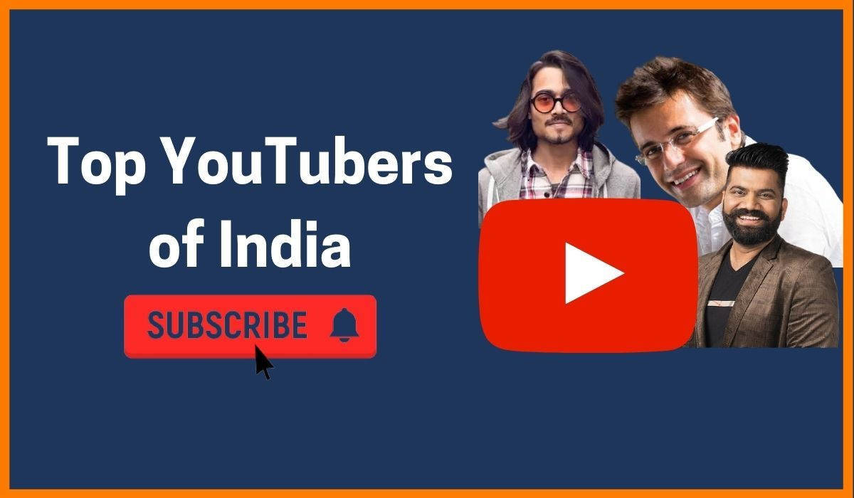 Top 6 YouTubers of India