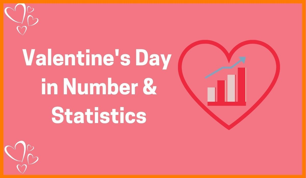 Valentine's Day - The Much-Coveted Love Story of Numbers and Statistics