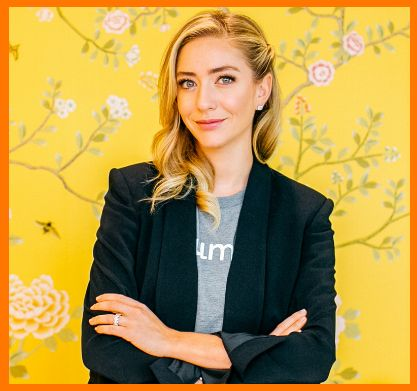 Whitney Wolfe Herd, Founder at Bumble