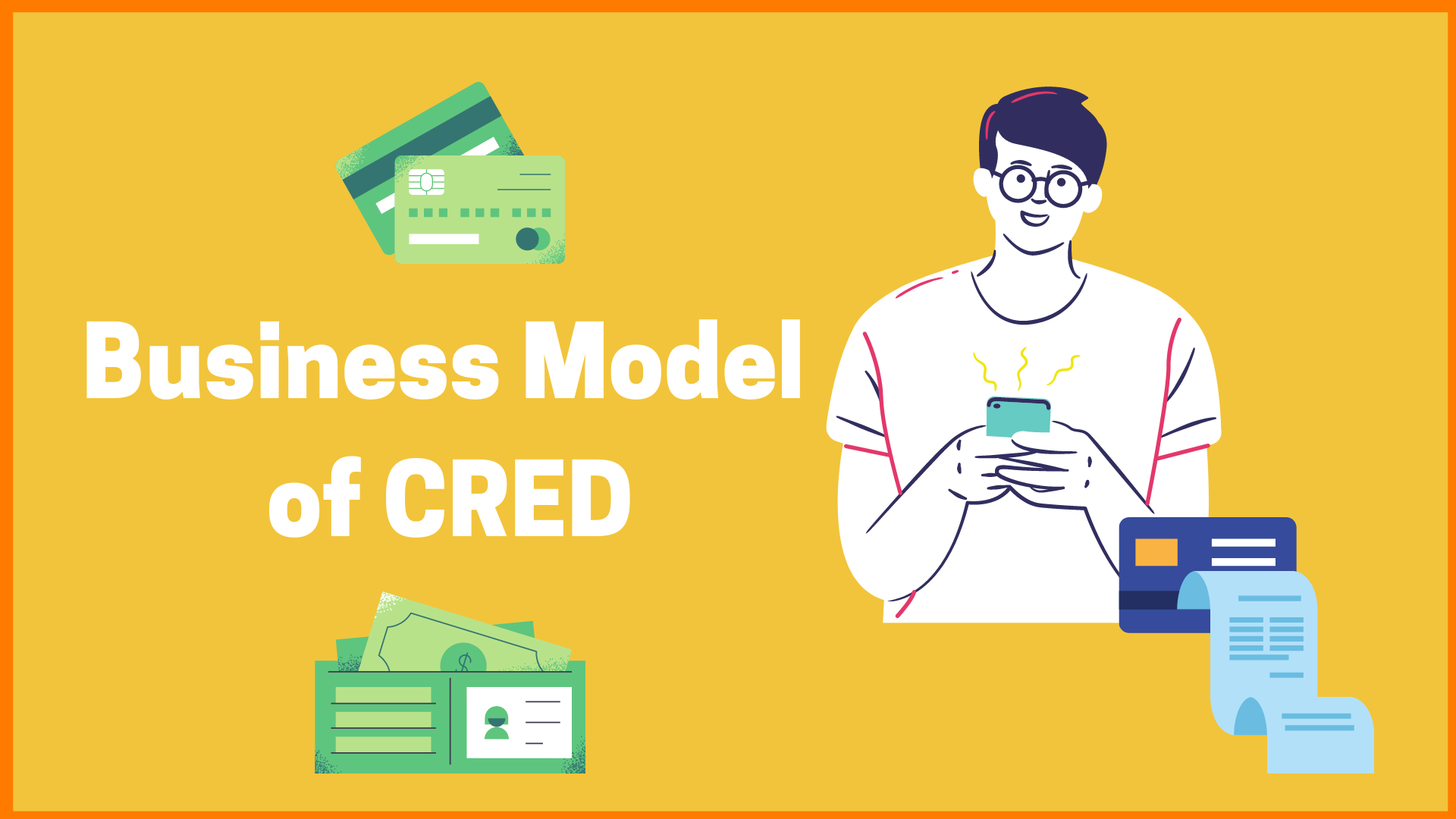 Business Model of Cred
