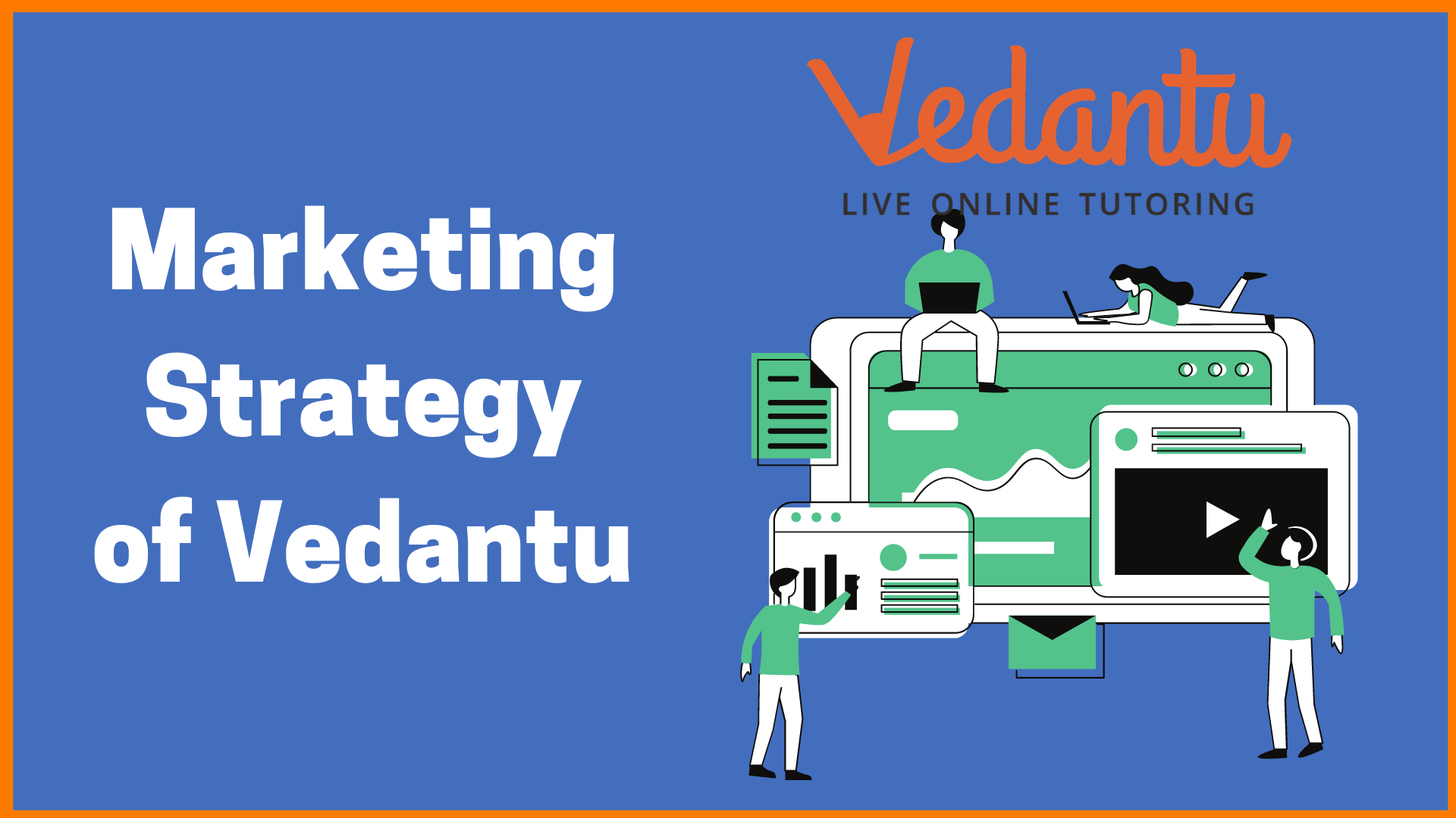Marketing Strategy of Vedantu