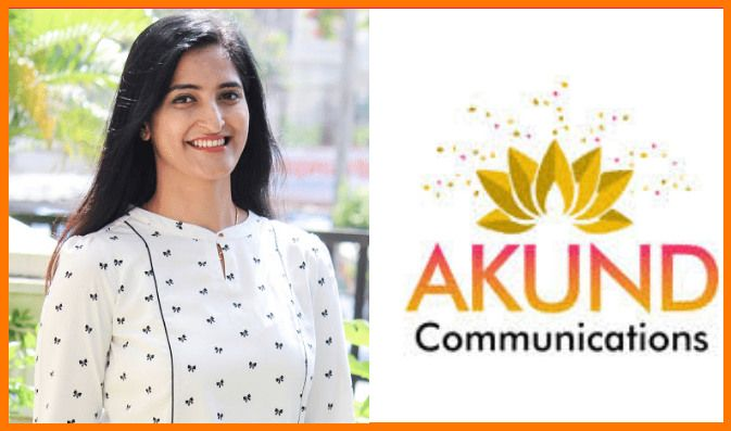 Sadiya Khan, Founder at Akund Communications