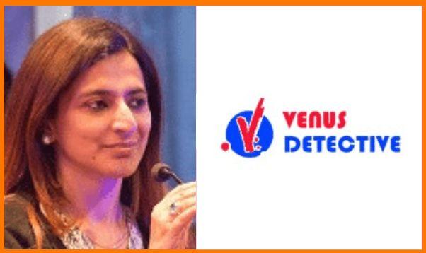 Akriti Khatri, Founder at Venus Detective Agency