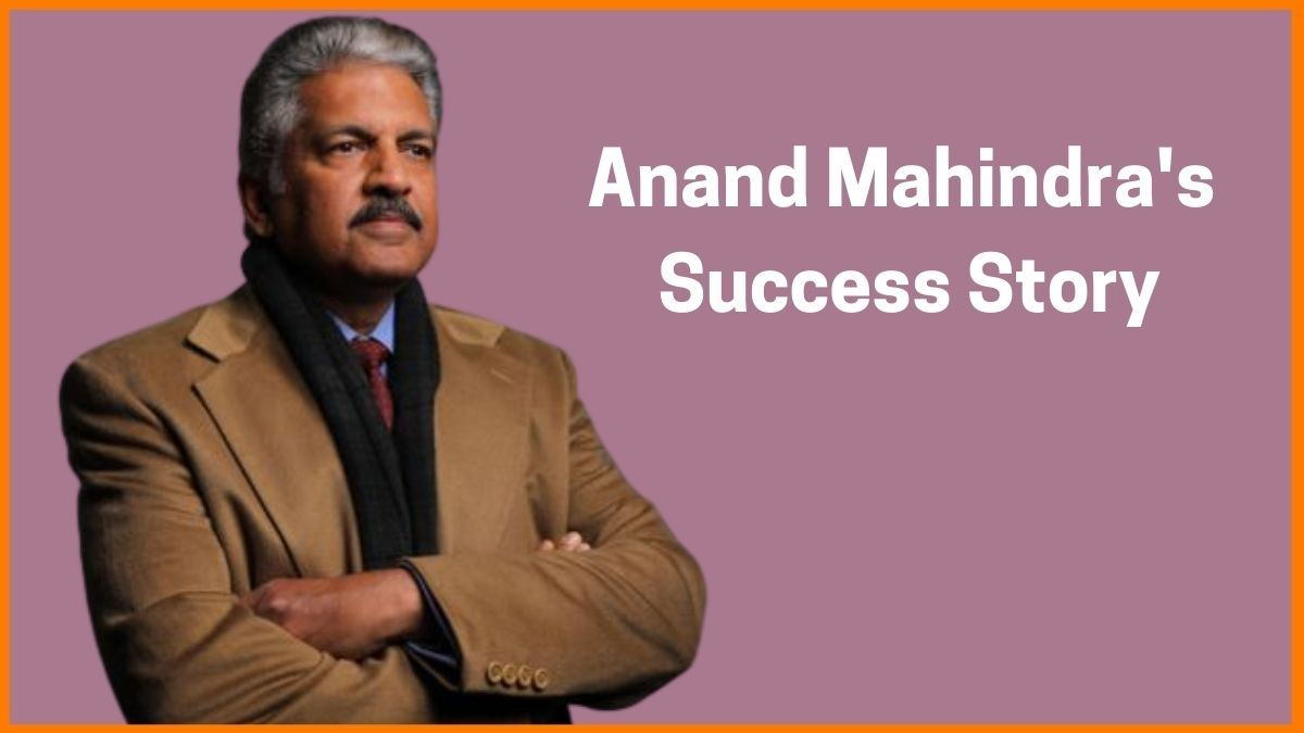 Anand Mahindra - Face of the Automobile Industry
