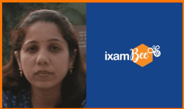 Arunima Sinha, Co-Founder at ixambee