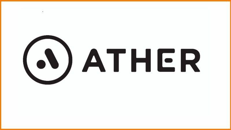 Ather Energy's Company Logo