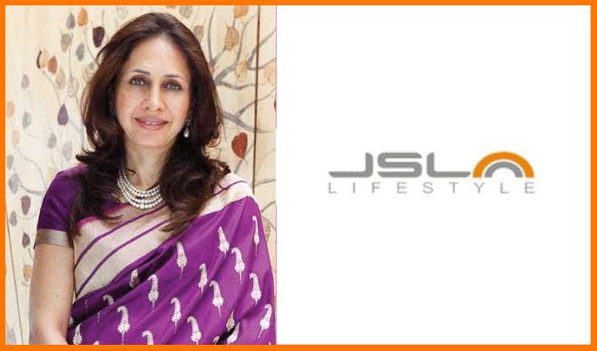Deepikaa Jindal, Creative Director and Managing Director at JSL Lifestyle