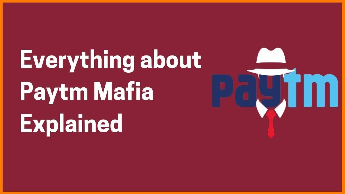 What is Paytm Mafia - Case Study