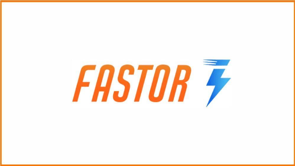 Fastor Logo