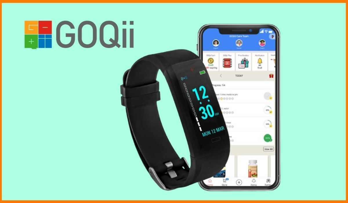 GOQii products