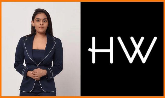 Harshita Gupta, Founder at Hail Women