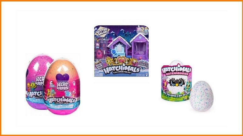 Hatchimals - WinMagic