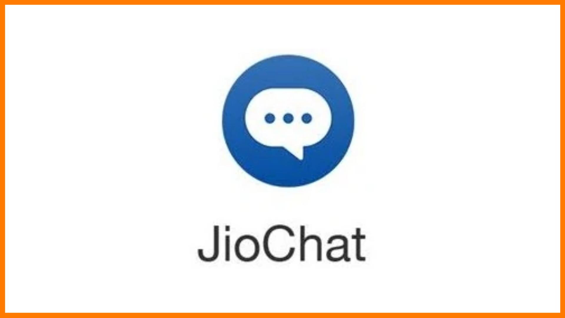 JioChat Logo