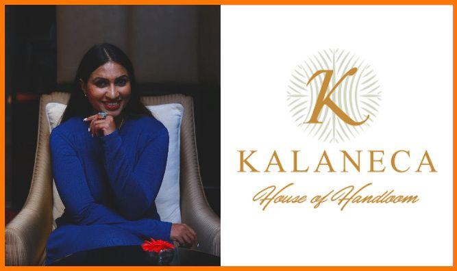 Kavea R Chavali, Anchor & Co founder at KALANECA- House of Handloom