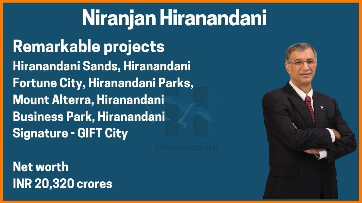 Niranjan Hiranandani