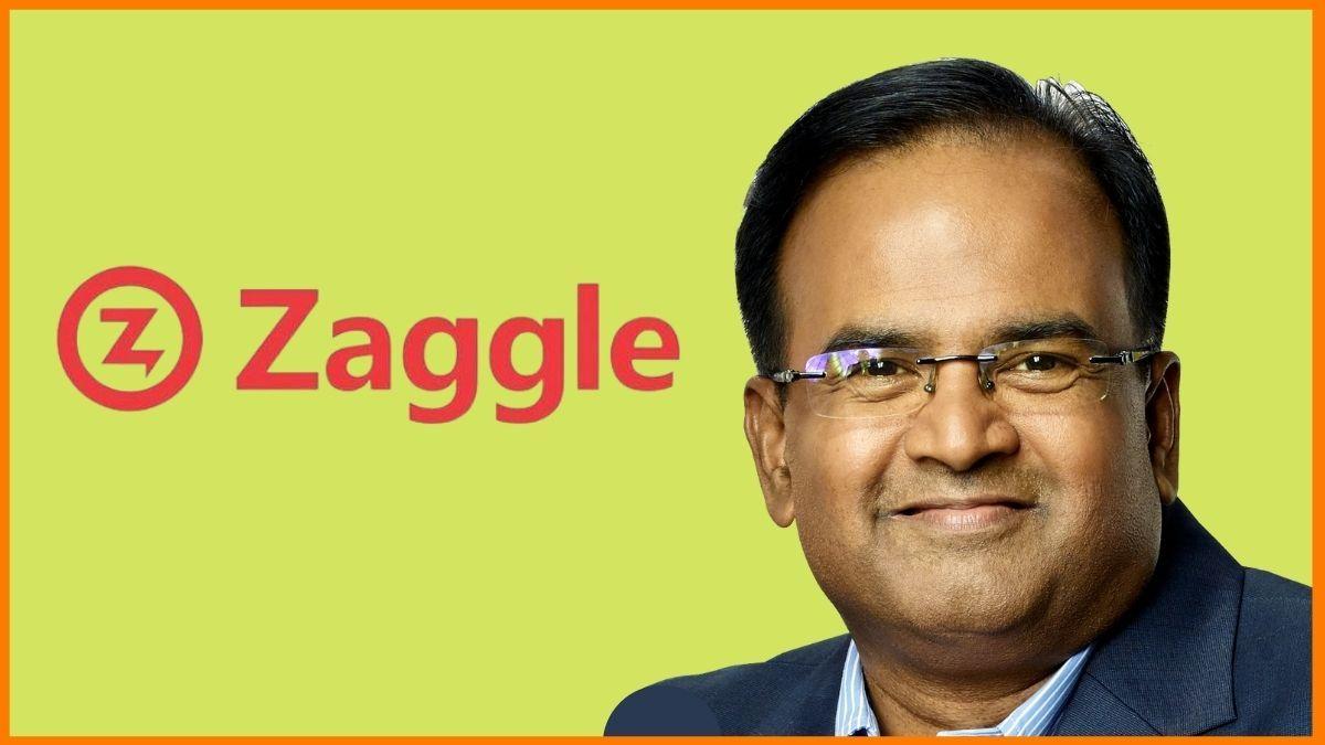 Raj N - Founder, Zaggle