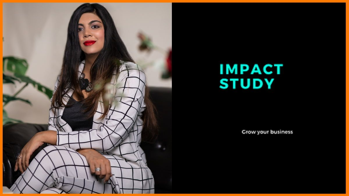 Chahat Aggarwal- Founder and CEO of Impact Study Biz