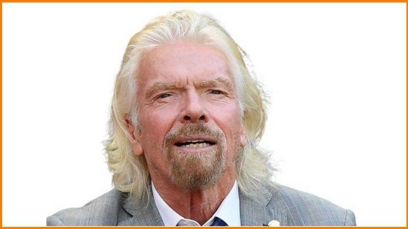 Success story of Richard Branson