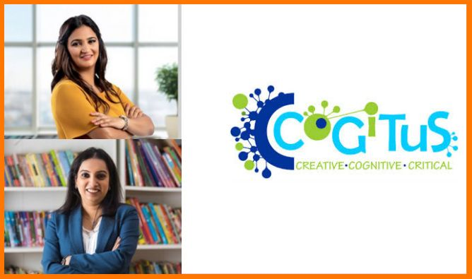 Ruchi Jhawar and Anju Modi, Co-Founder at Cogitus