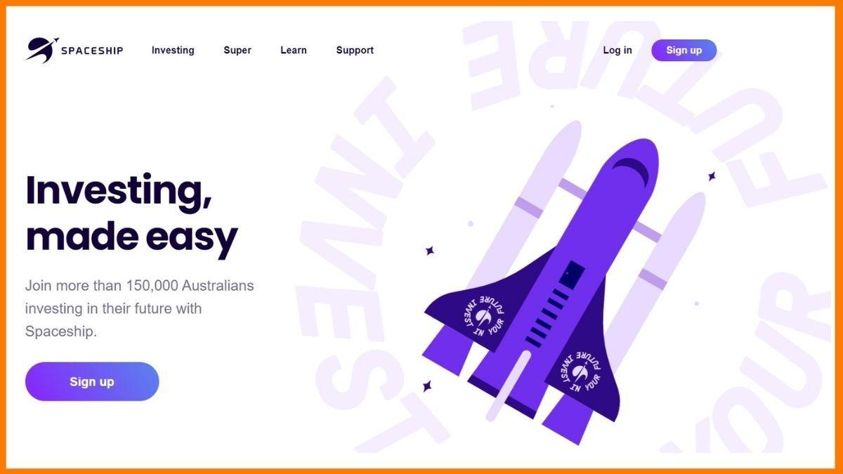 Spaceship Website