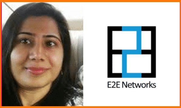 Srishti Baweja, Director at E2E Networks