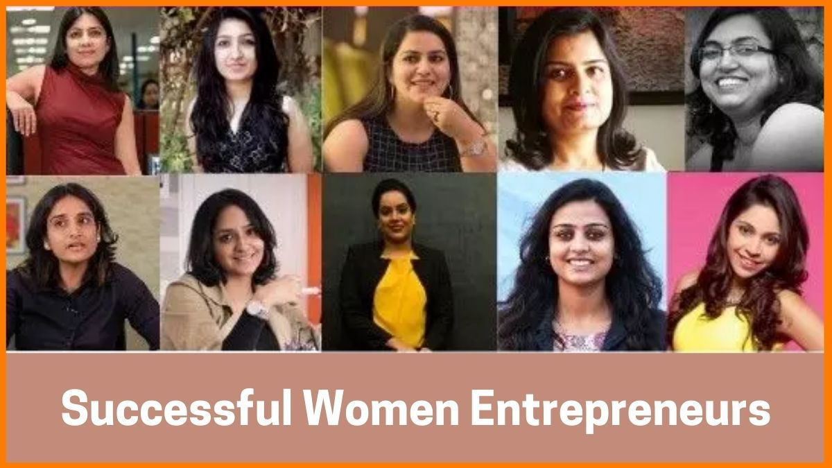 Successful Women Entrepreneurs In India [2021 Exhaustive List]