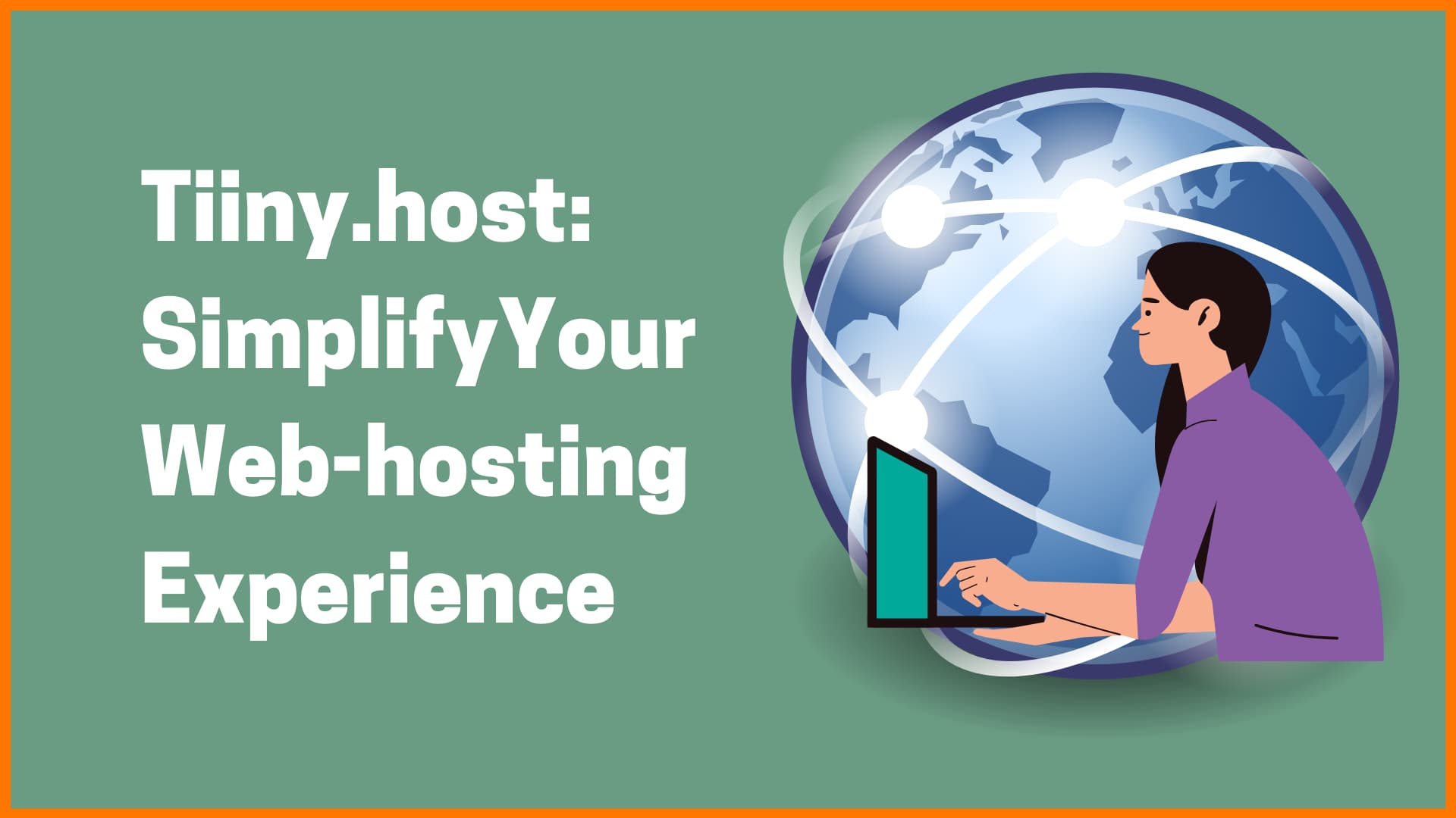 Tiiny.host: Simplify Your Web-hosting Experience