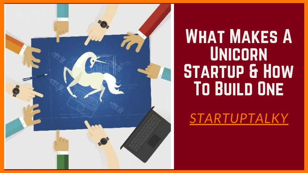 What Makes A Unicorn Startup & How To Build One - StartupTalky