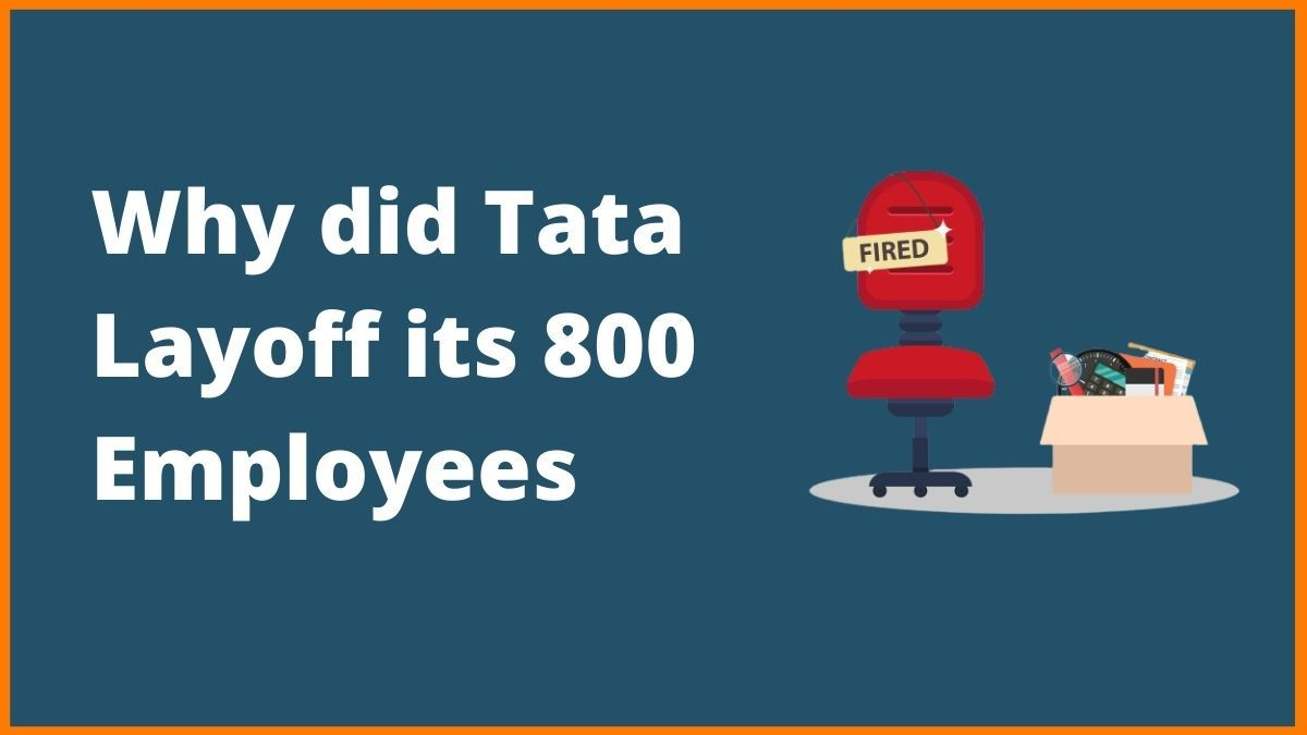 Complete Scenario of NITES involvement in Tata Employees Layoff
