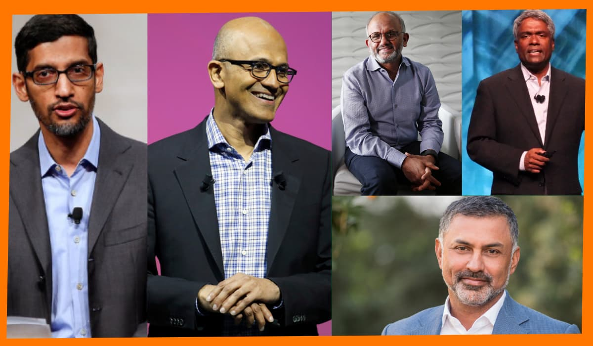 The Rise of the South Asian CEO | Top Asian CEOs in Fortune 500 Companies