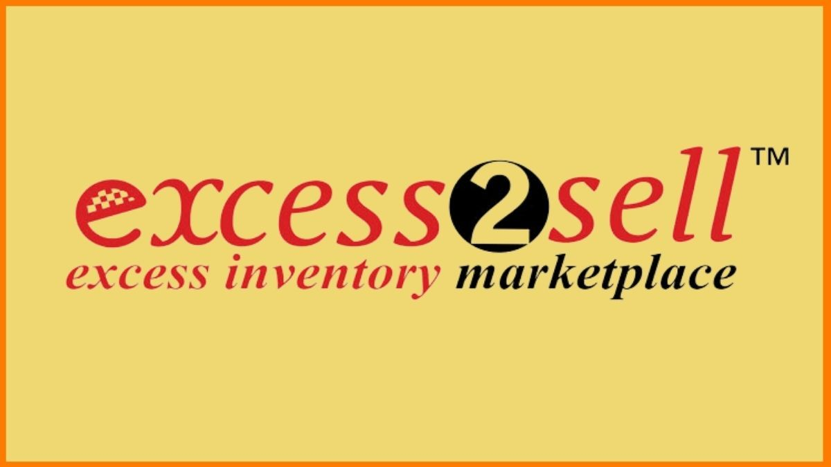 Excess2Sell - B2B Platform to Sell Excess Inventory