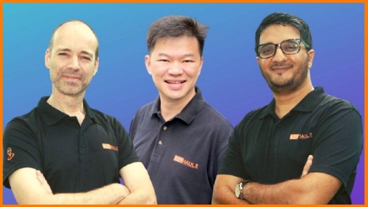 Mudasar Mohamed, Raymond Gillon, and Nicky Lum