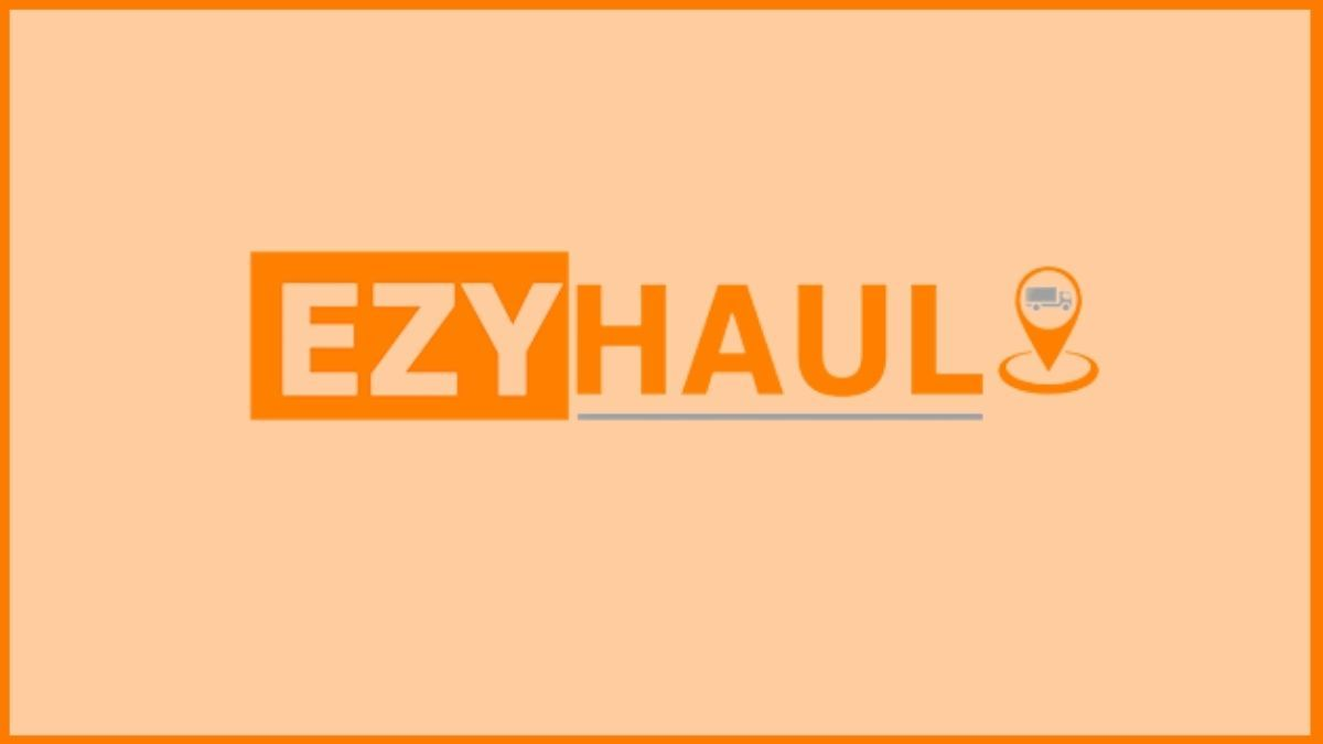 Ezyhaul's Journey - Revolutionizing the way businesses deal with logistics!