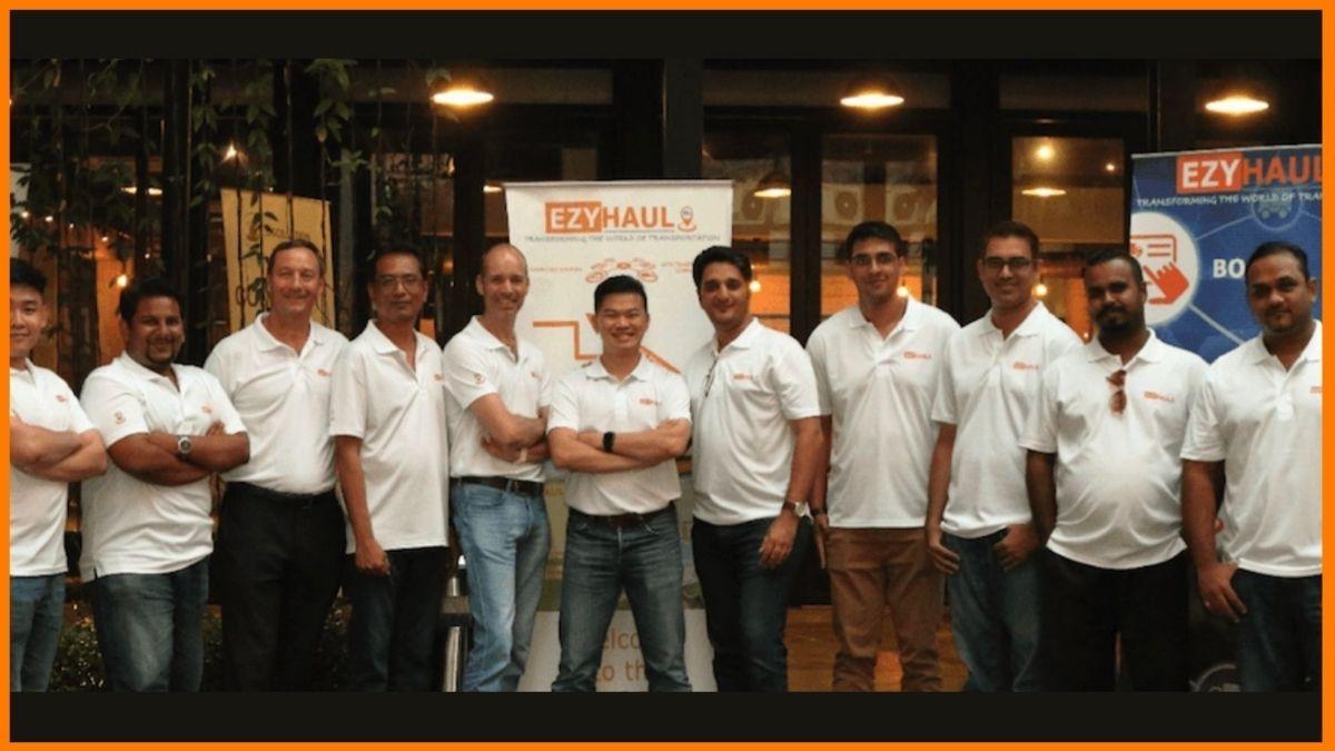 Ezyhaul founders and team