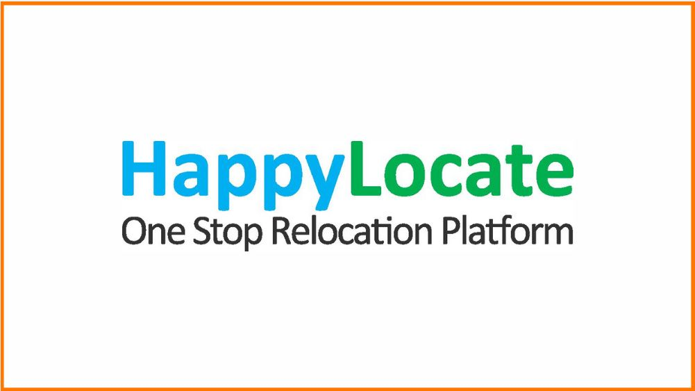 HappyLocate Logo