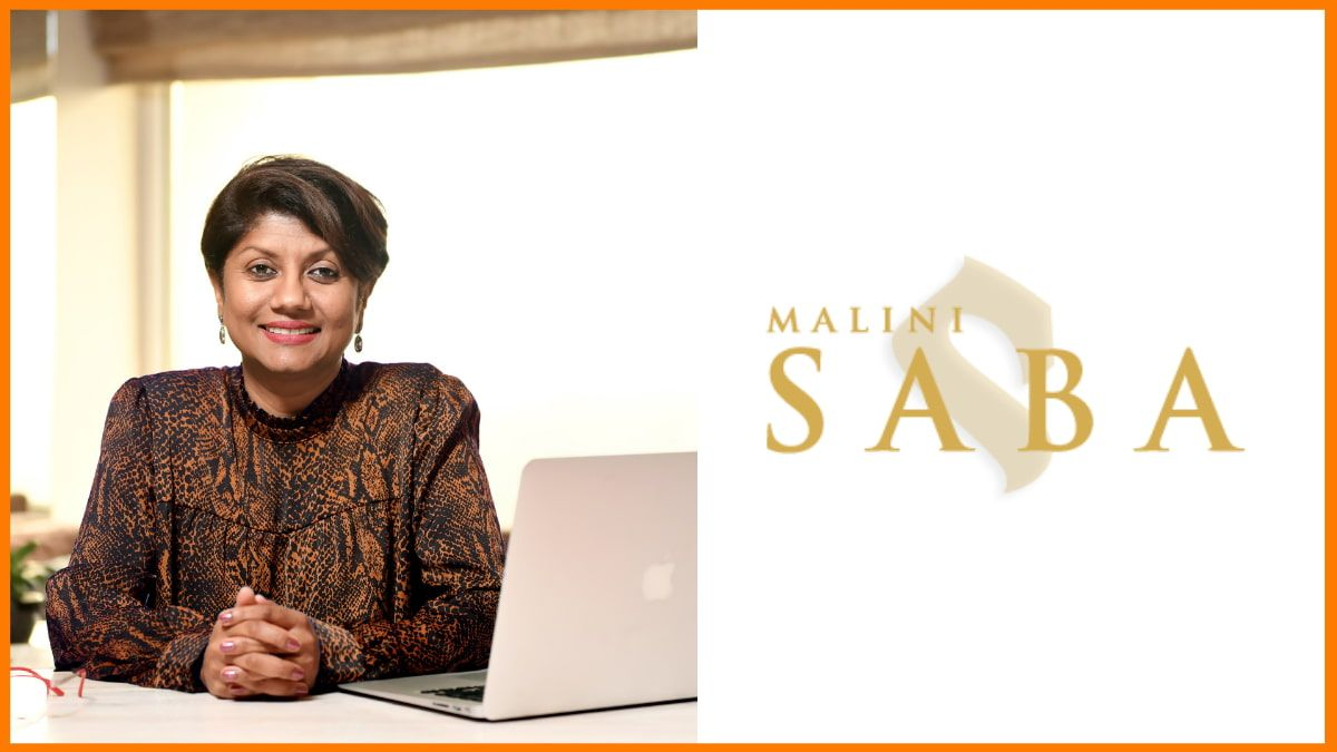 Dr. Malini Saba - Founder & Chairman, Saba Group