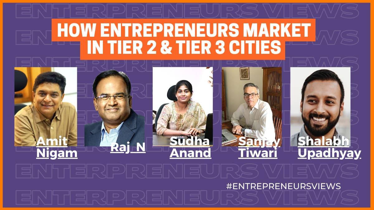 How Entrepreneurs Market to Audience in Tier 2 & Tier 3 Cities?