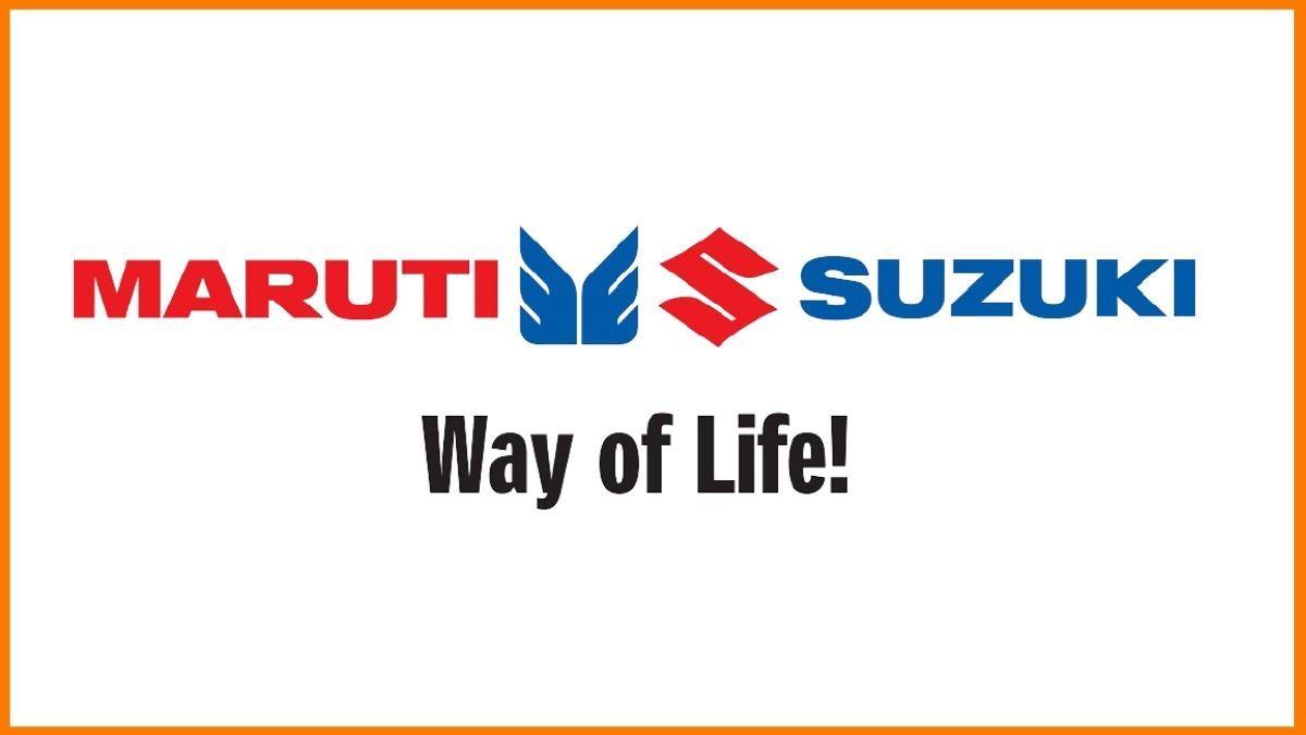 Maruti Suzuki Logo Maruti case study