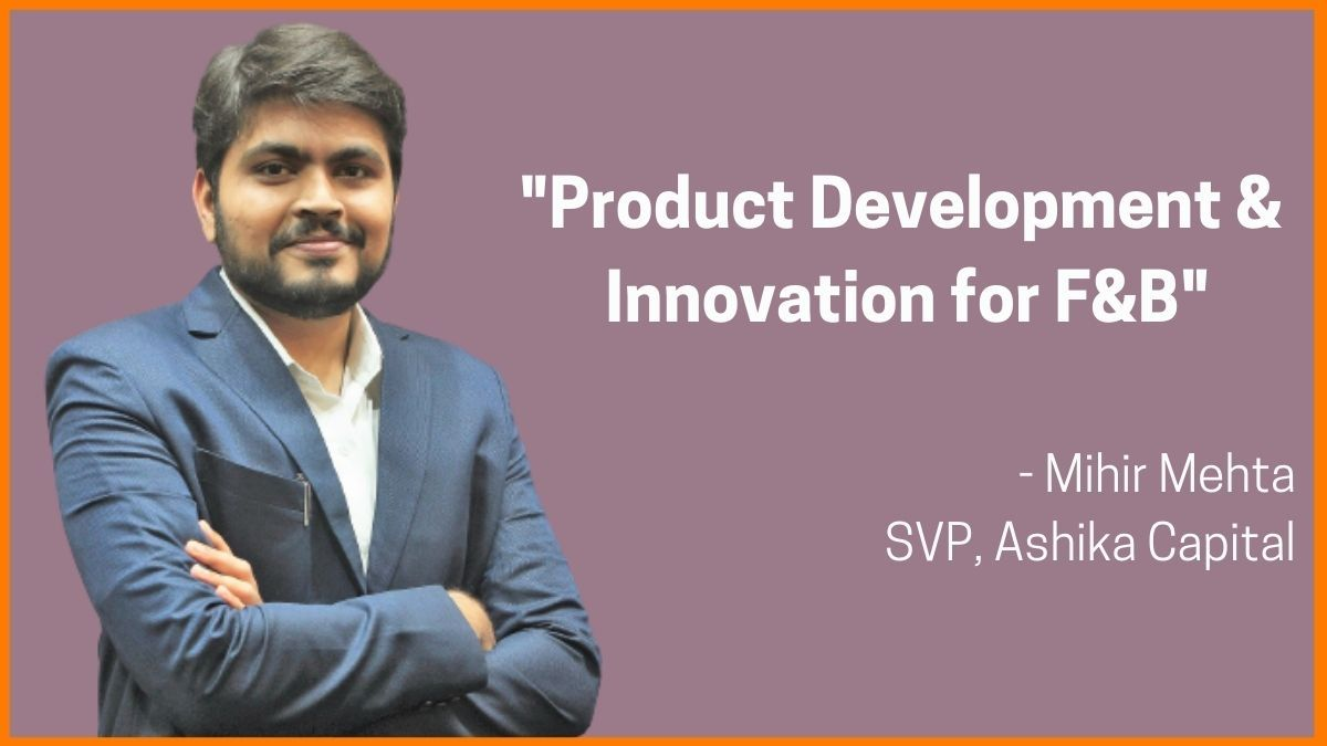 Product Development & Innovation for Food & Beverages Industry