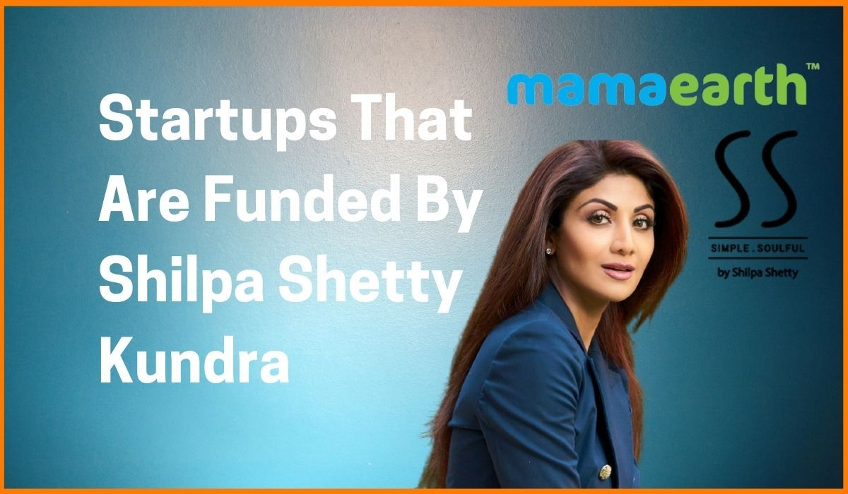 Startups That Are Funded By Shilpa Shetty Kundra