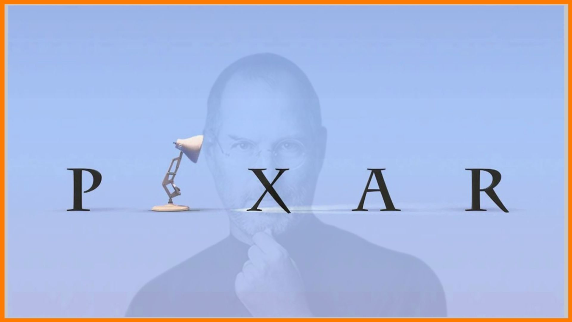 Steve jobs Bought Pixar in 1986.