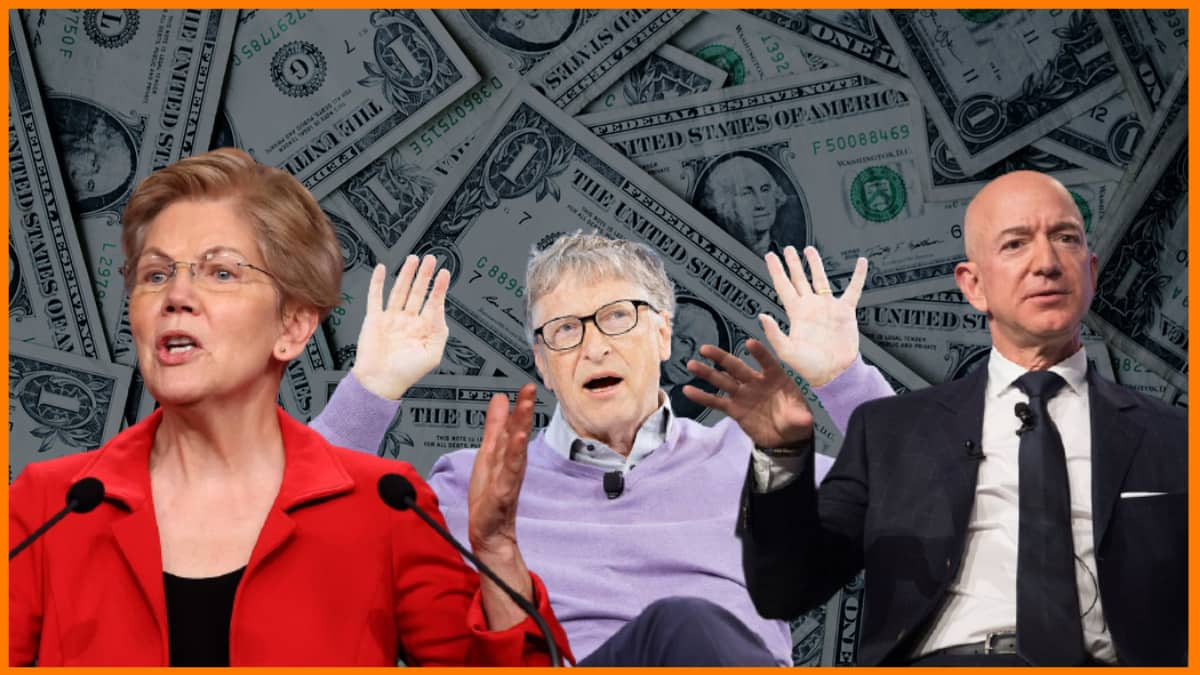 America's Top Billionaires to pay Billions under Ultra-Millionaire Tax