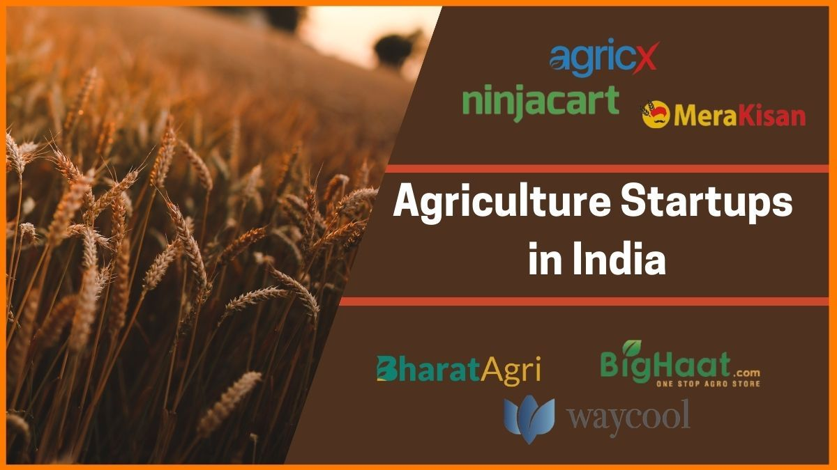 Agriculture Startups in India | List of Agritech Startups