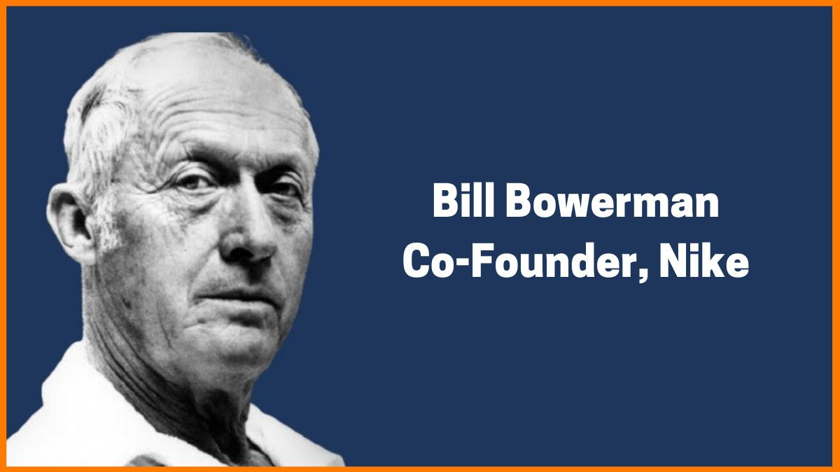 Bill Bowerman: The Legacy of the Co-Founder Of Nike