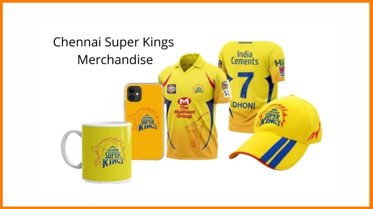 Chennai Super King Merchandise