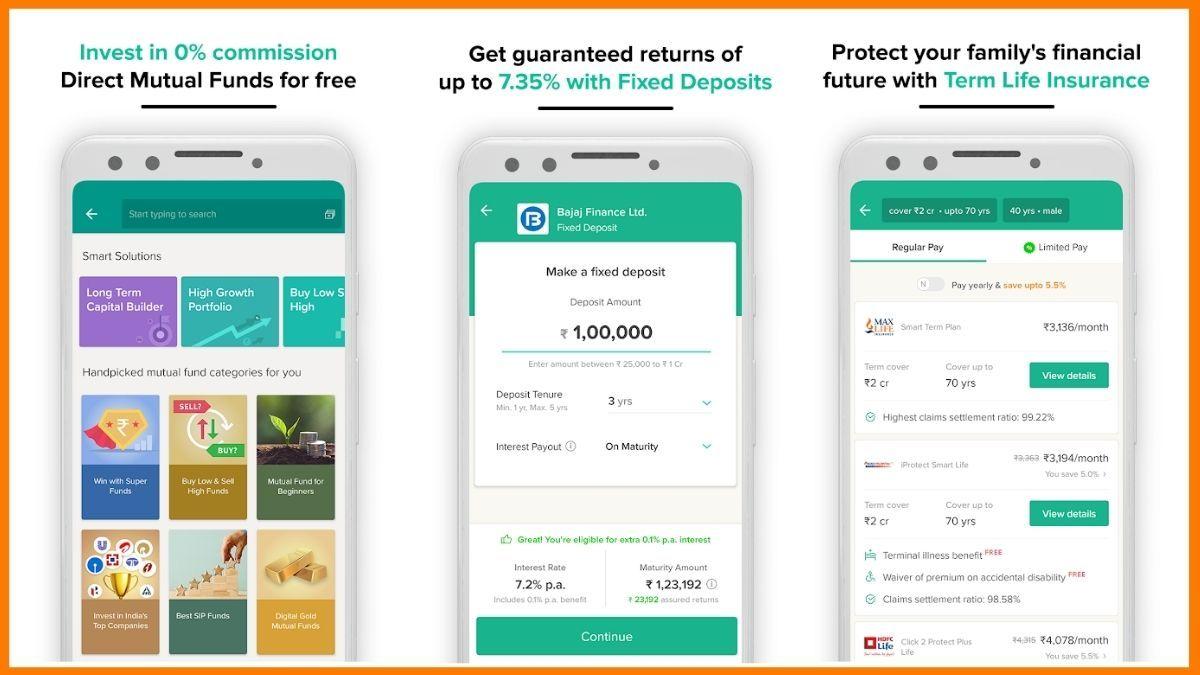 ETMONEY Mobile App
